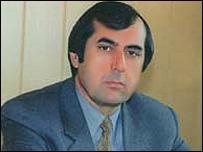Мэр города Душанбе Махмадсаид Убайдуллоев
