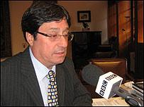 Francisco Santos (Foto: Hernando Salazar)