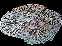 Dólares  estadounidense