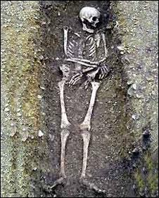 Roman grave