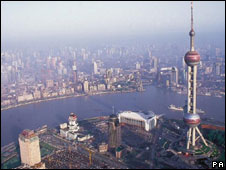 Shanghai (archive image)