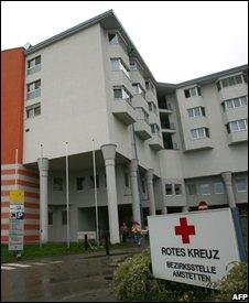 Amstetten hospital