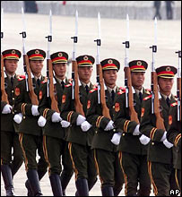 Парад в Пекине