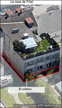 Casa de Josef Fritzl
