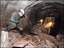 Uranium mining in Siberia (SPL)