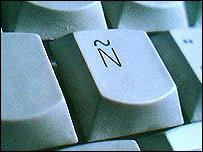 La letra Ñ en el teclado