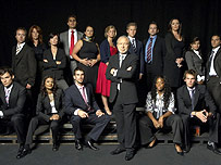 The Apprentice line-up, series 4
