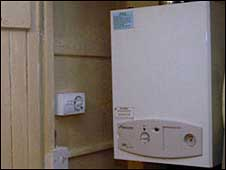Generic picture of a boiler