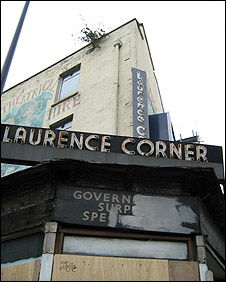 Laurence Corner in Euston