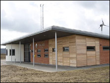 Aylsham police station
