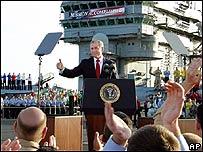 George W. Bush en 2003