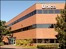 Unica's headquarters in Waltham, Massachusetts