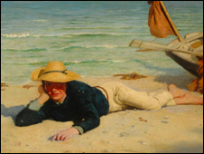 Basking, 1885 � Collection of Sir Elton John