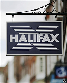 Halifax branch sign