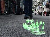 "A ""digital footprint"""