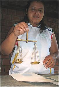 Pesadora Rocío