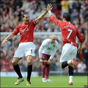 Manchester United Vs West Ham..FOTOS Y VIDEOS _44624049_ron_pa300