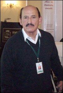El presidente de la Corte Departamental Electoral de Santa Cruz, Mario Parada