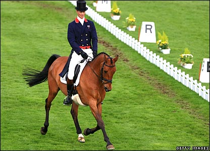William Fox-Pitt on Tamarillo