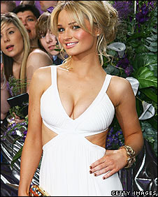 Hollyoaks actress Emma Rigby