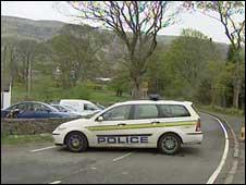 Lennoxtown scene