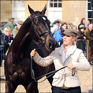 Glenbuck, Zara Phillips