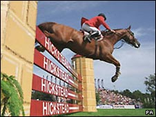 Royal International Horse Show, Hickstead