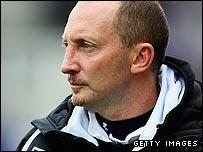 Leicester boss Ian Holloway