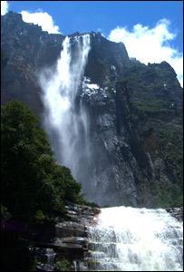 Parque nacional de Canaima. Foto cortes�a de PROVITA.