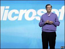 Microsoft chairman Bill Gates - 6/1/2008