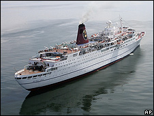 Cruise ship Mona Lisa
