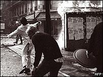 Protestas de mayo del 68