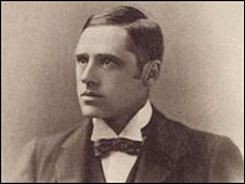 "Songwriter Andrew ""Banjo"" Paterson"