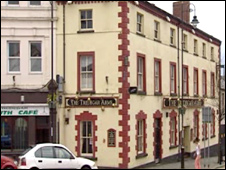 The Tredegar Arms pub