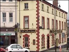 The Tredegar Arms pub