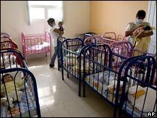 An orphanage in San Jose Pinula, Guatemala