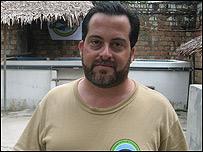 Antonio Mignucci, biólogo.