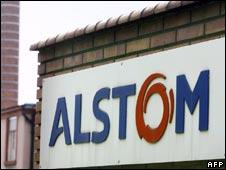 Alstom facility