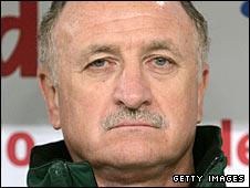 Portugal manager Luiz Felipe Scolari
