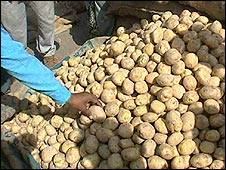 Potato market