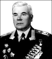 Маршал Митрофан Неделин (фото с сайта wikipedia.org)