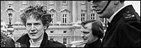 Malcolm McLaren en Londres