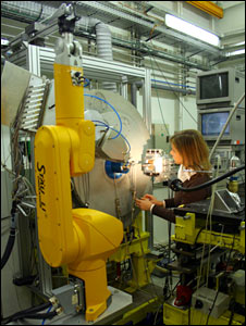 ESRF beamline (BBC)