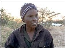 Zimbabwean witness to Matabeleland killings
