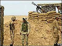موقع لحركة المجاهدين في العراق