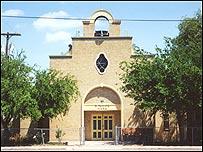 Iglesia de Edcouch, Texas (Foto: Ken Anderson)