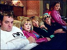 The BBC's Royle family
