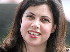 Conservative policy adviser Kirstie Allsopp