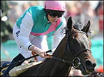 Ryan Moore and Doctor Fremantle