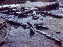 Excavación en Monte Verde (FOTO: Tom Dillehay)
